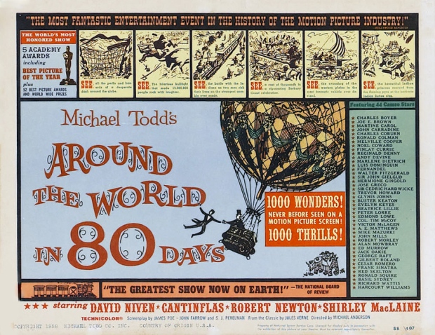 Poster - Around the World in 80 Days_05